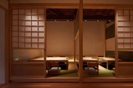 二条やま岸の和室イメージ